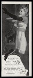 1947 Formfit Life Bra and Girdle Vintage Ad