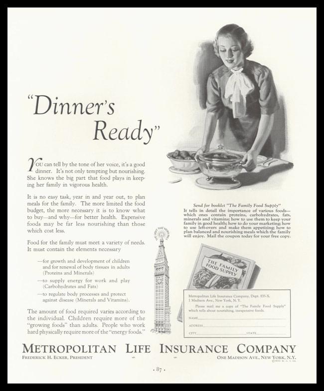 Life Insurance Ads