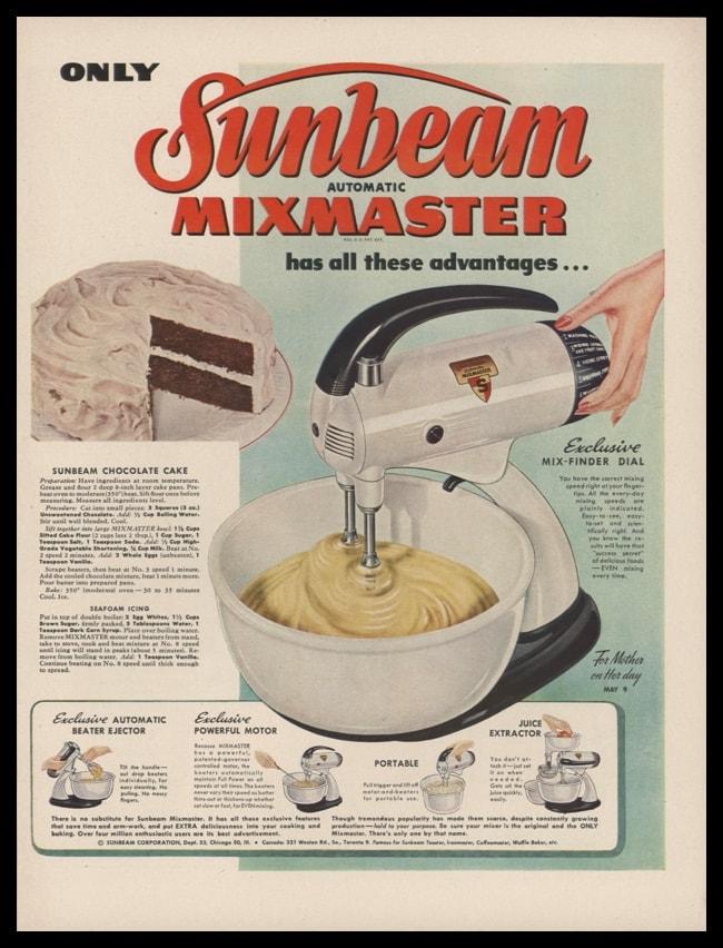 Industrial Cake Recipe