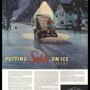 """1938 Dow Chemical Vintage Ad 