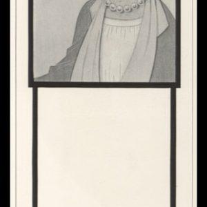 1925 Thurn Vintage Ad | Boye Sorensen Art