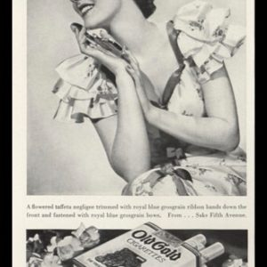 1938 Old Gold Cigarettes Vintage Ad | Freshness